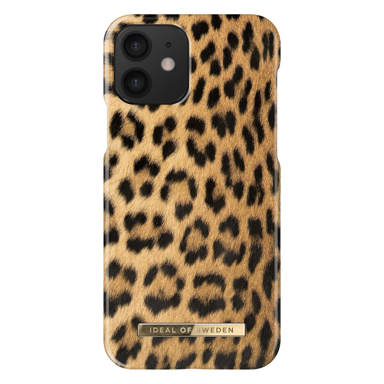 Fashion Case iPhone 12/12 Pro Wild Leopard
