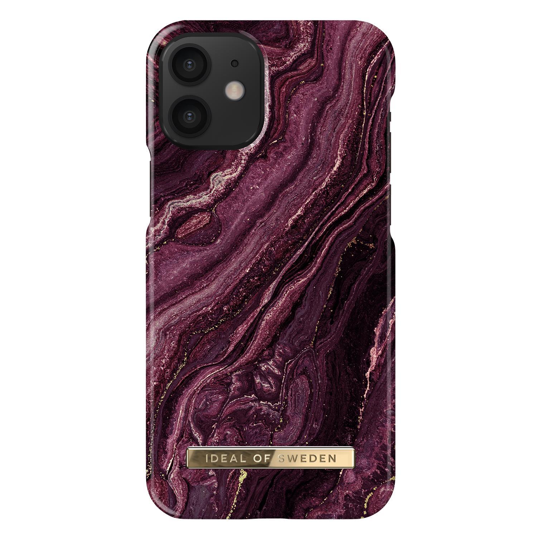 Fashion Case iPhone 12 Mini Golden Plum