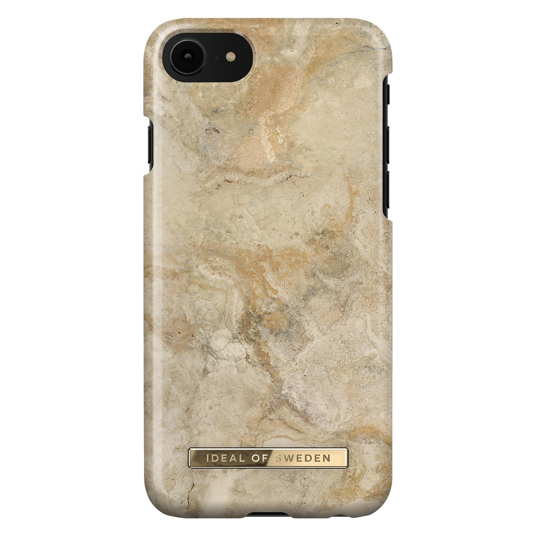 Fashion Case iPhone 6/6S/7/8/SE 2020 Sandstorm Marble