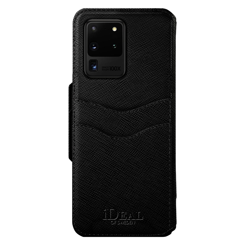 Fashion Wallet Galaxy S20 Ultra Black
