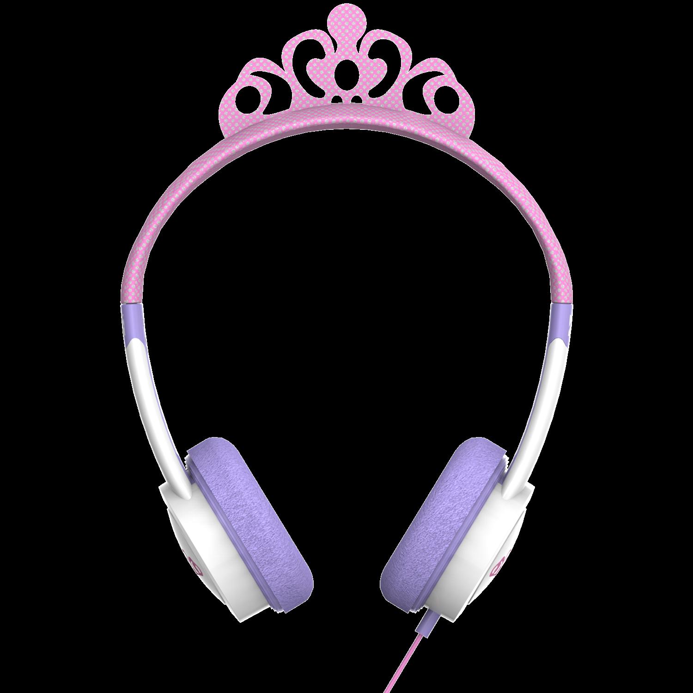 Little Rockerz Barnhörlurar Prinsessa