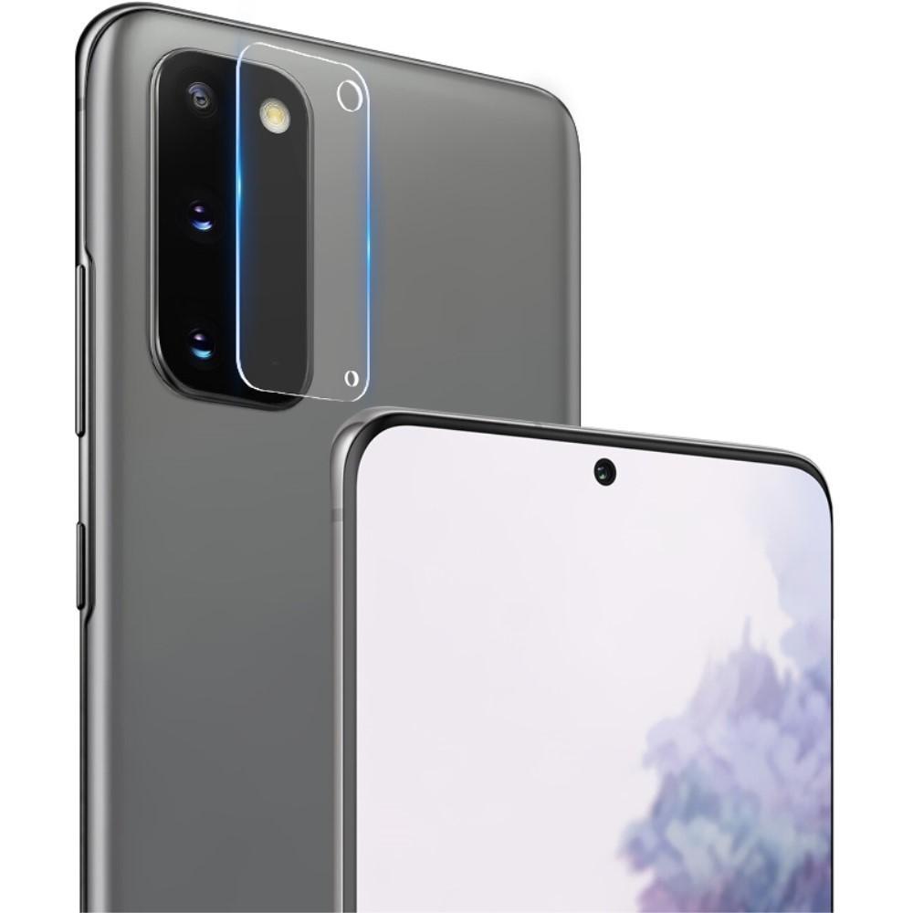 2-pack Härdat Glas Linsskydd Galaxy S20