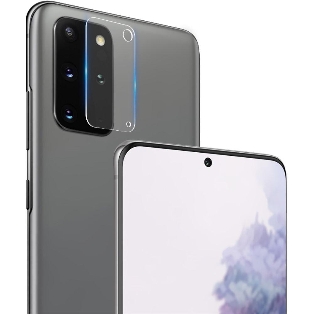 2-pack Härdat Glas Linsskydd Galaxy S20 Plus