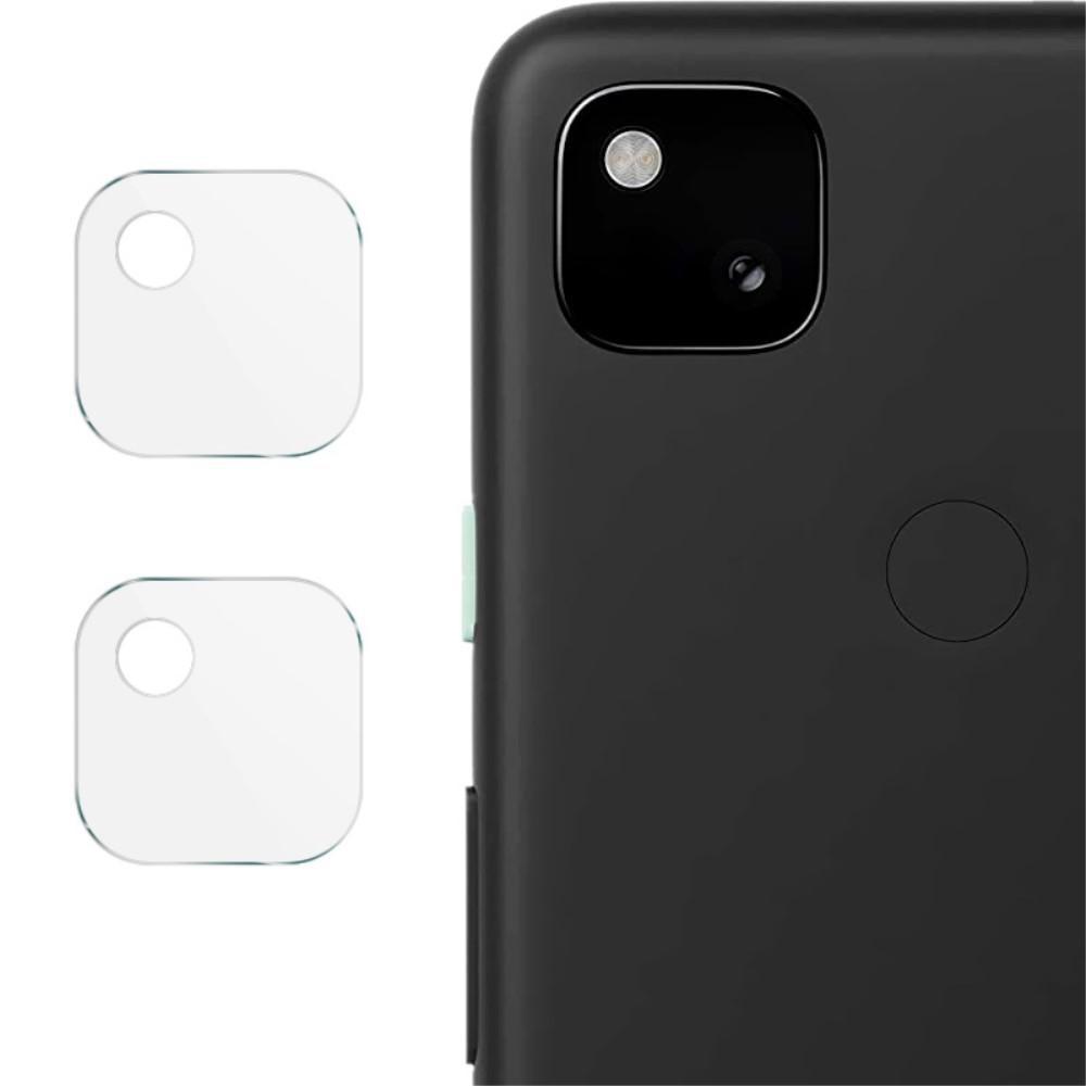 2-pack Härdat Glas Linsskydd Google Pixel 4a