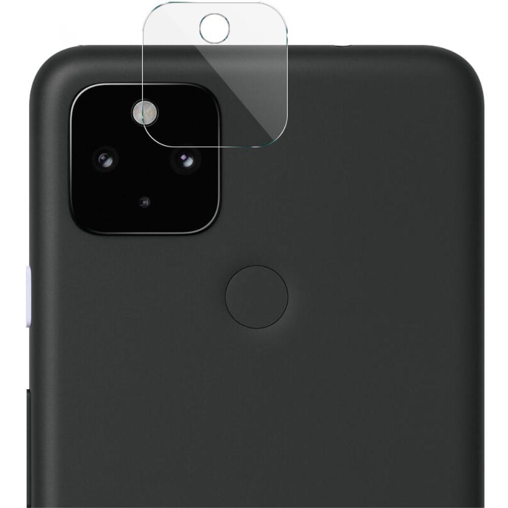 2-pack Härdat Glas Linsskydd Google Pixel 5