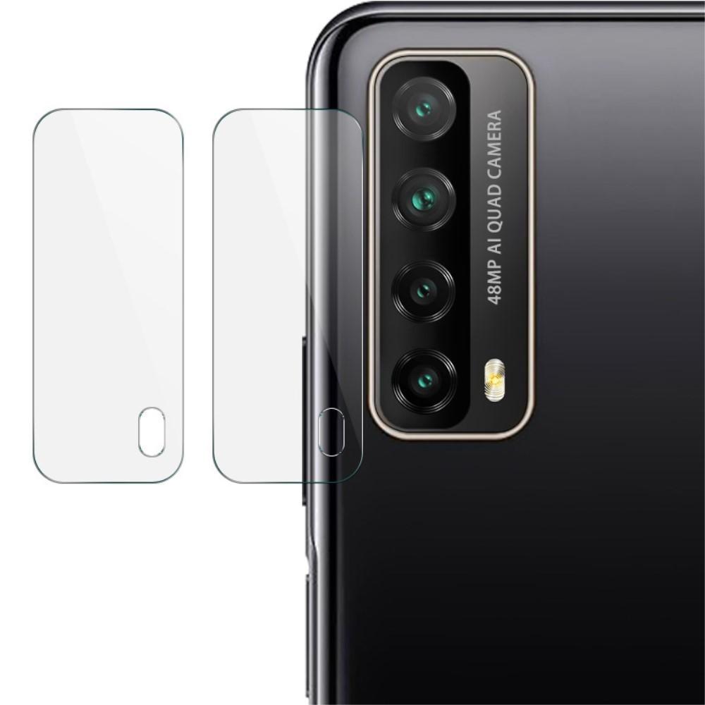 2-pack Härdat Glas Linsskydd Huawei P smart 2021