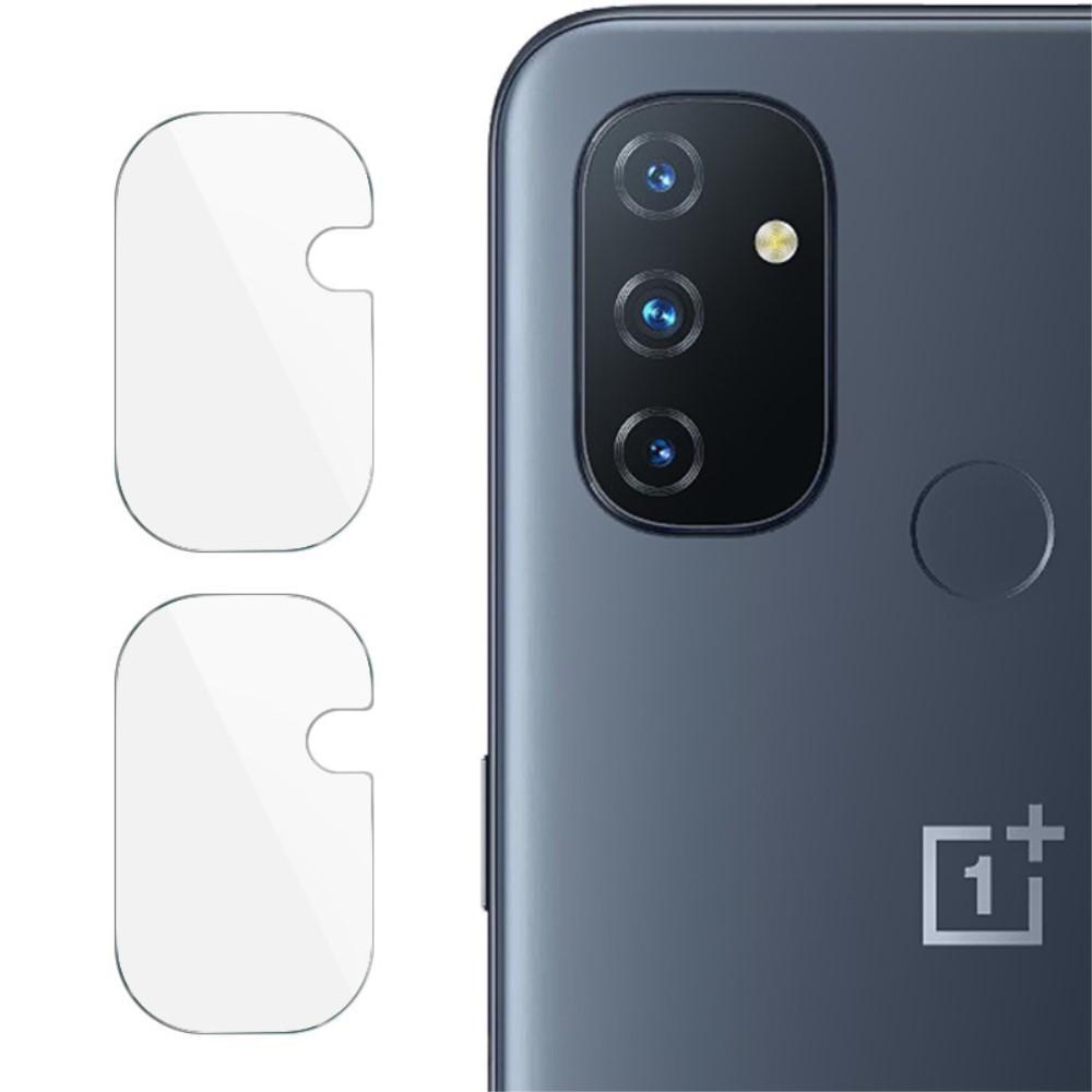 2-pack Härdat Glas Linsskydd OnePlus Nord N100