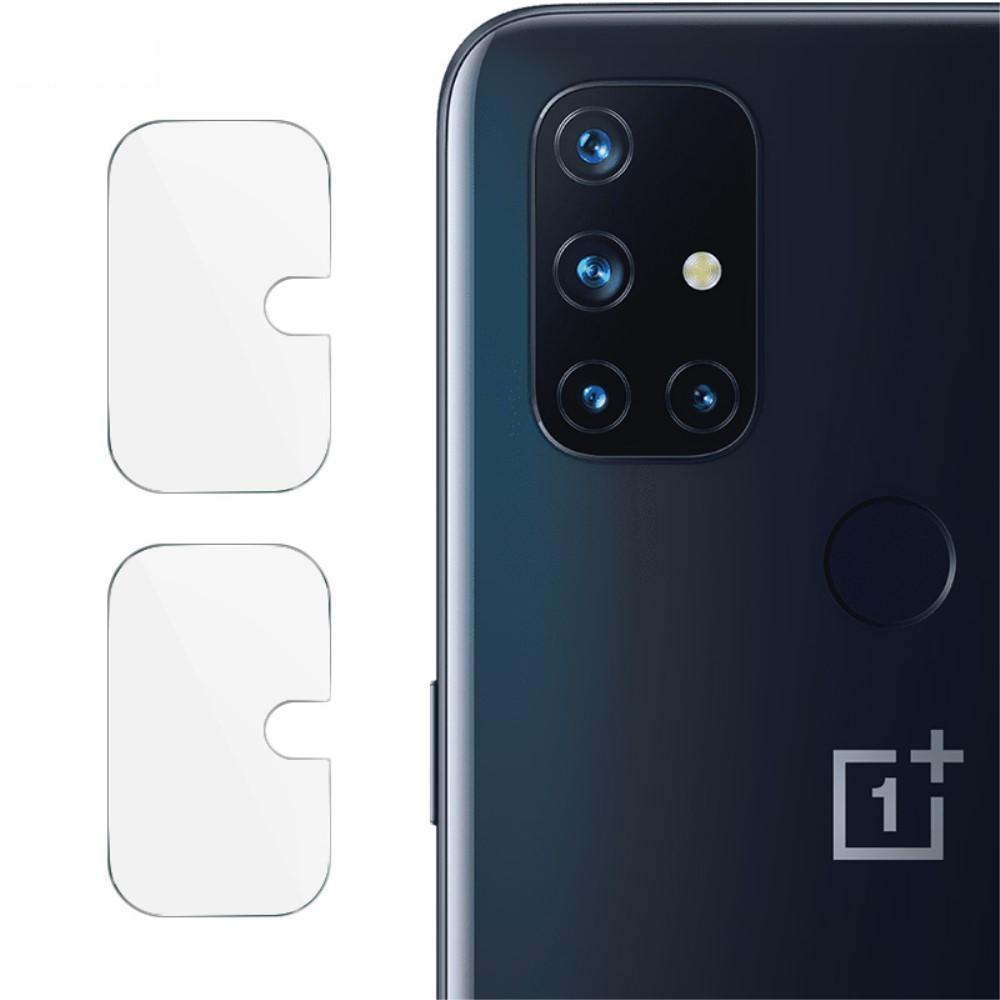 2-pack Härdat Glas Linsskydd OnePlus Nord N10 5G