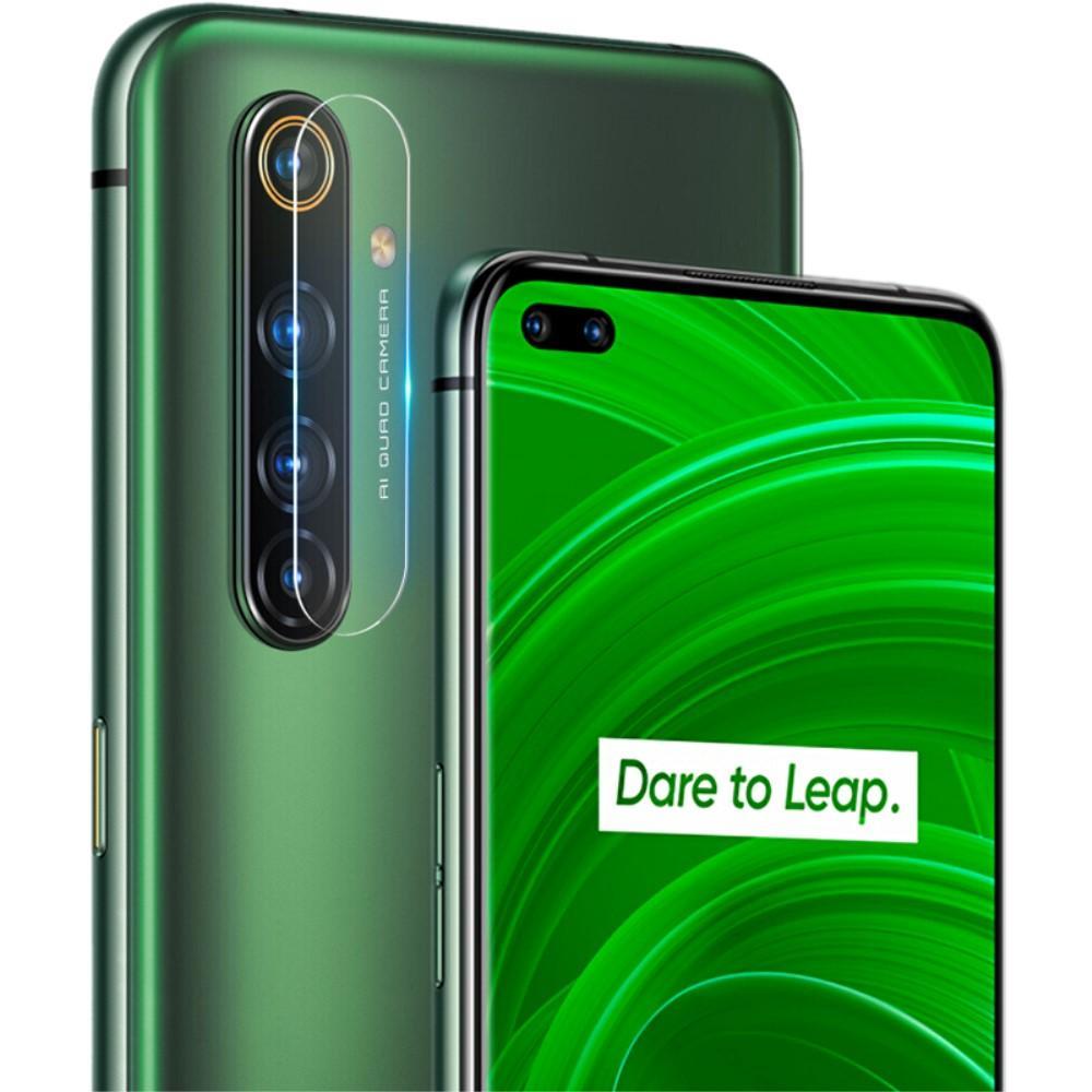 2-pack Härdat Glas Linsskydd Realme X50 Pro 5G