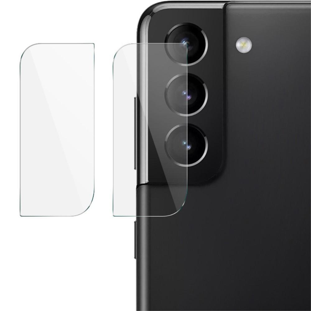 2-pack Härdat Glas Linsskydd Samsung Galaxy S21 Plus