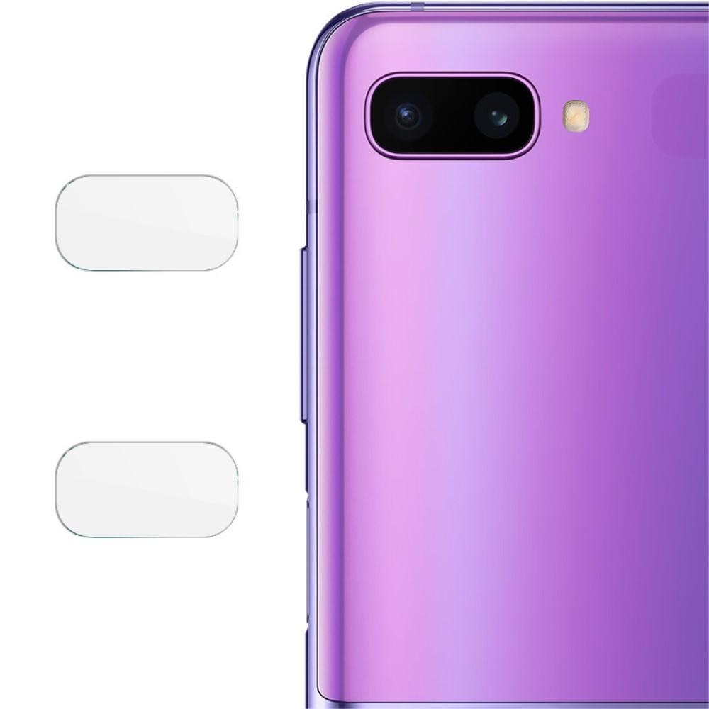 2-pack Härdat Glas Linsskydd Samsung Galaxy Z Flip