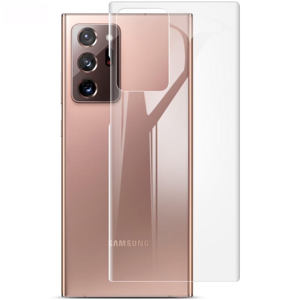 2-Pack Hydrogel Film Baksida Galaxy Note 20 Ultra