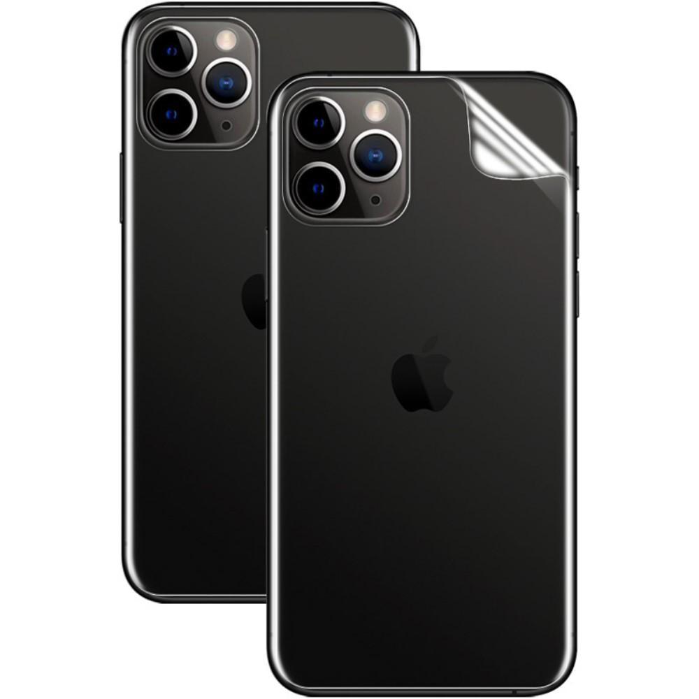 2-Pack Hydrogel Film Baksida iPhone 11 Pro