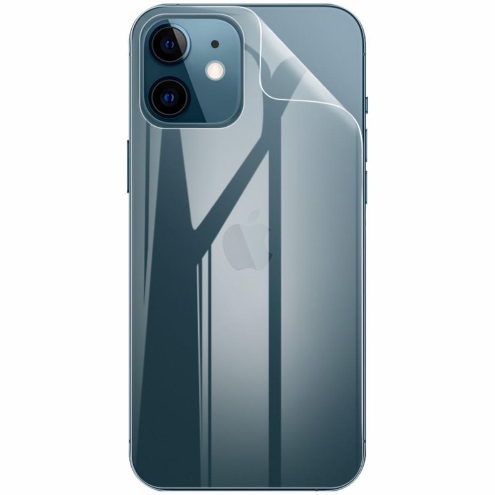 2-Pack Hydrogel Film Baksida iPhone 12 mini