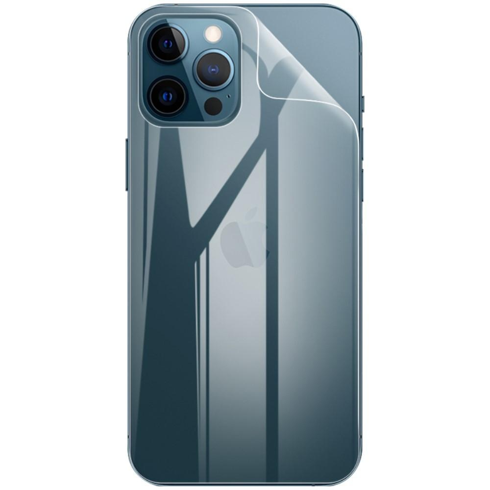 2-Pack Hydrogel Film Baksida iPhone 12 Pro