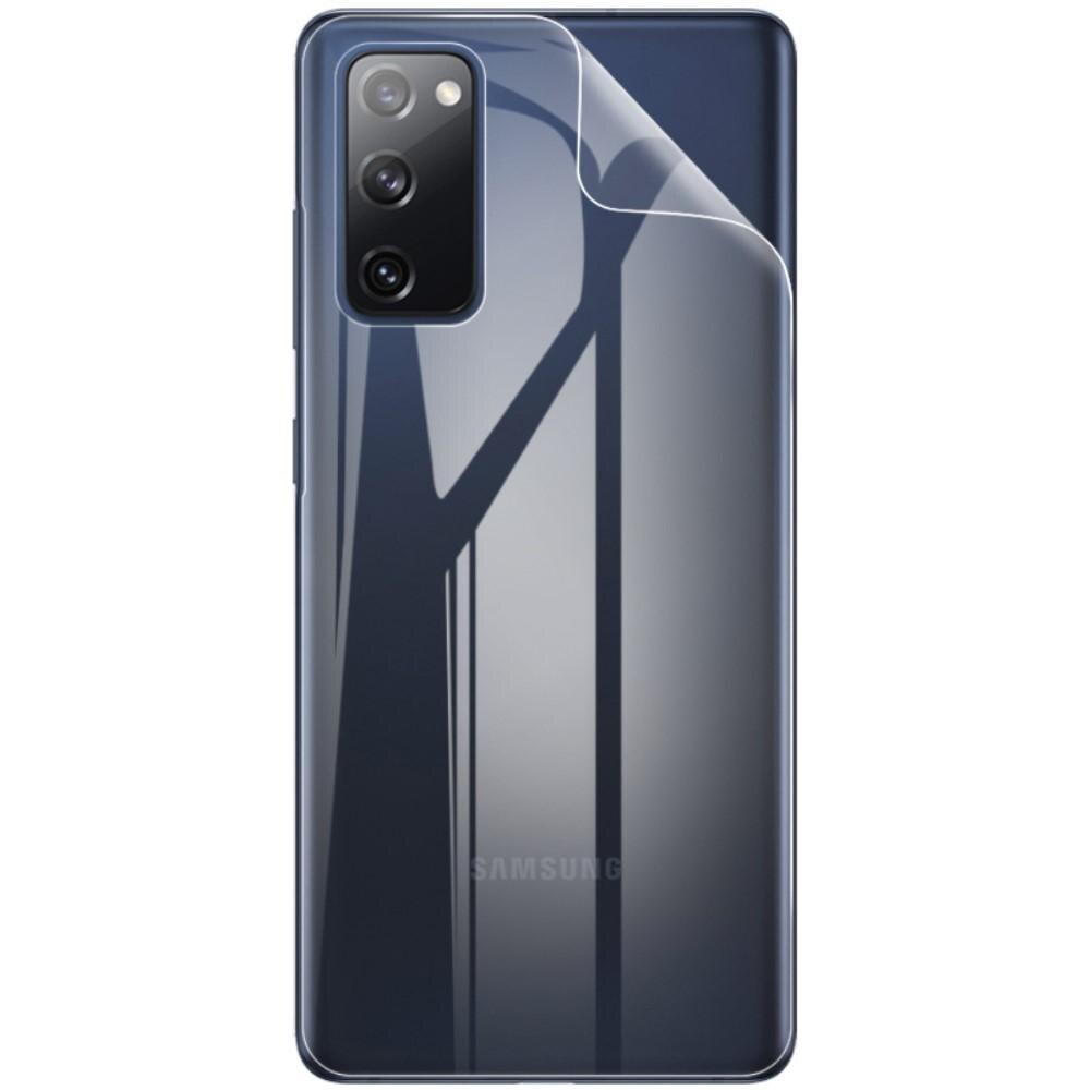 2-Pack Hydrogel Film Baksida Samsung Galaxy S20 FE