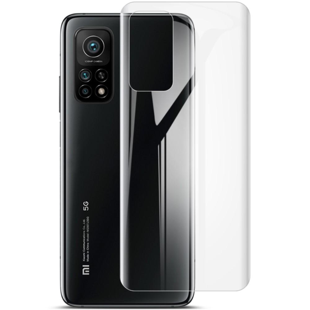 2-Pack Hydrogel Film Baksida Xiaomi Mi 10T/10T Pro