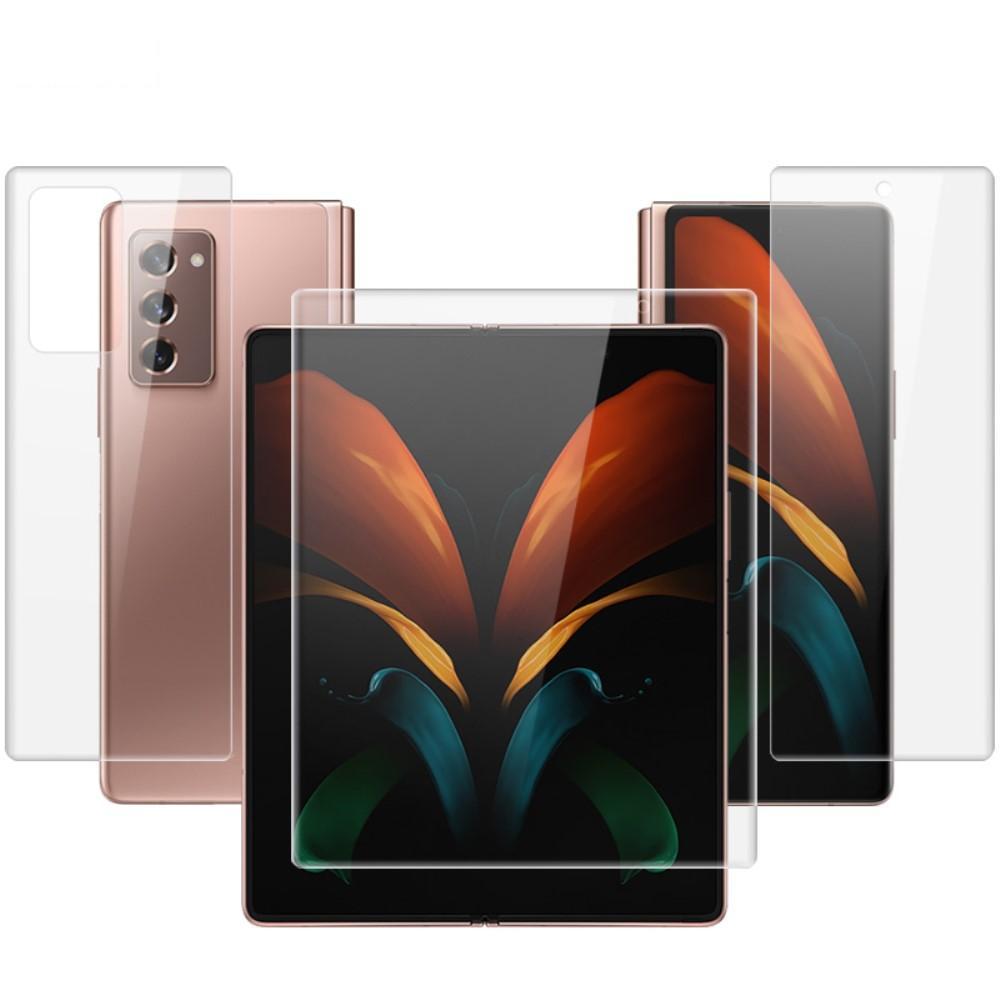 Hydrogel Film Heltäckande Samsung Galaxy Z Fold 2