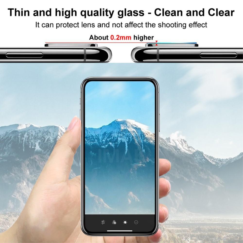 2-pack Härdat Glas Linsskydd iPhone 11