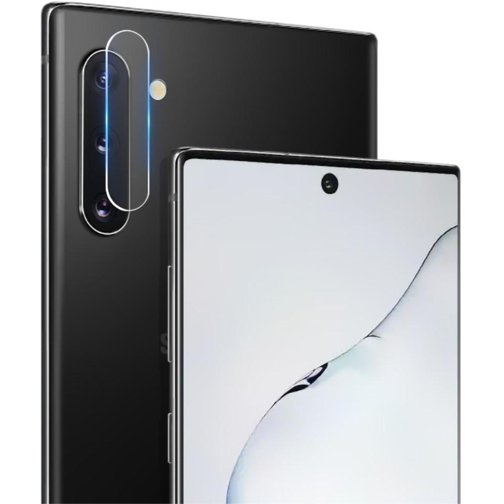 2-pack Härdat Glas Linsskydd Galaxy Note 10/10 Plus