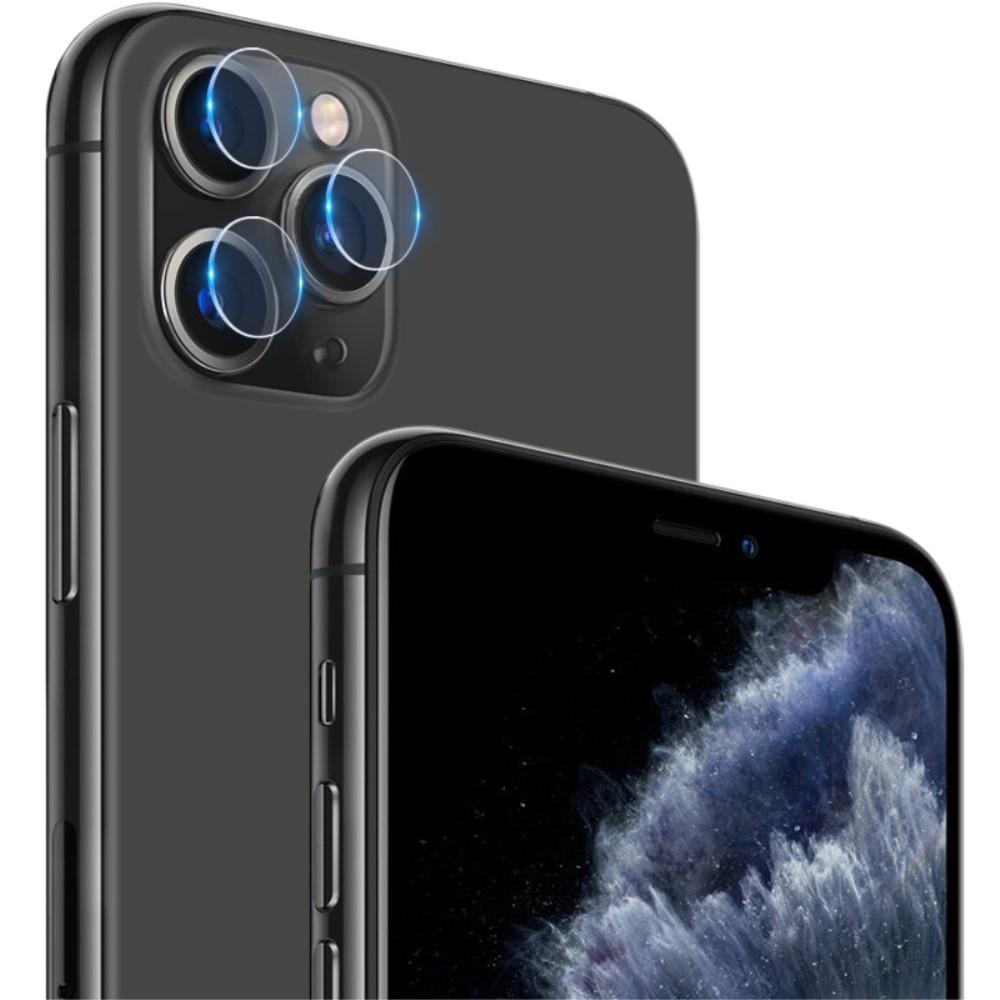 2-pack Härdat Glas Linsskydd iPhone 11 Pro/11 Pro Max