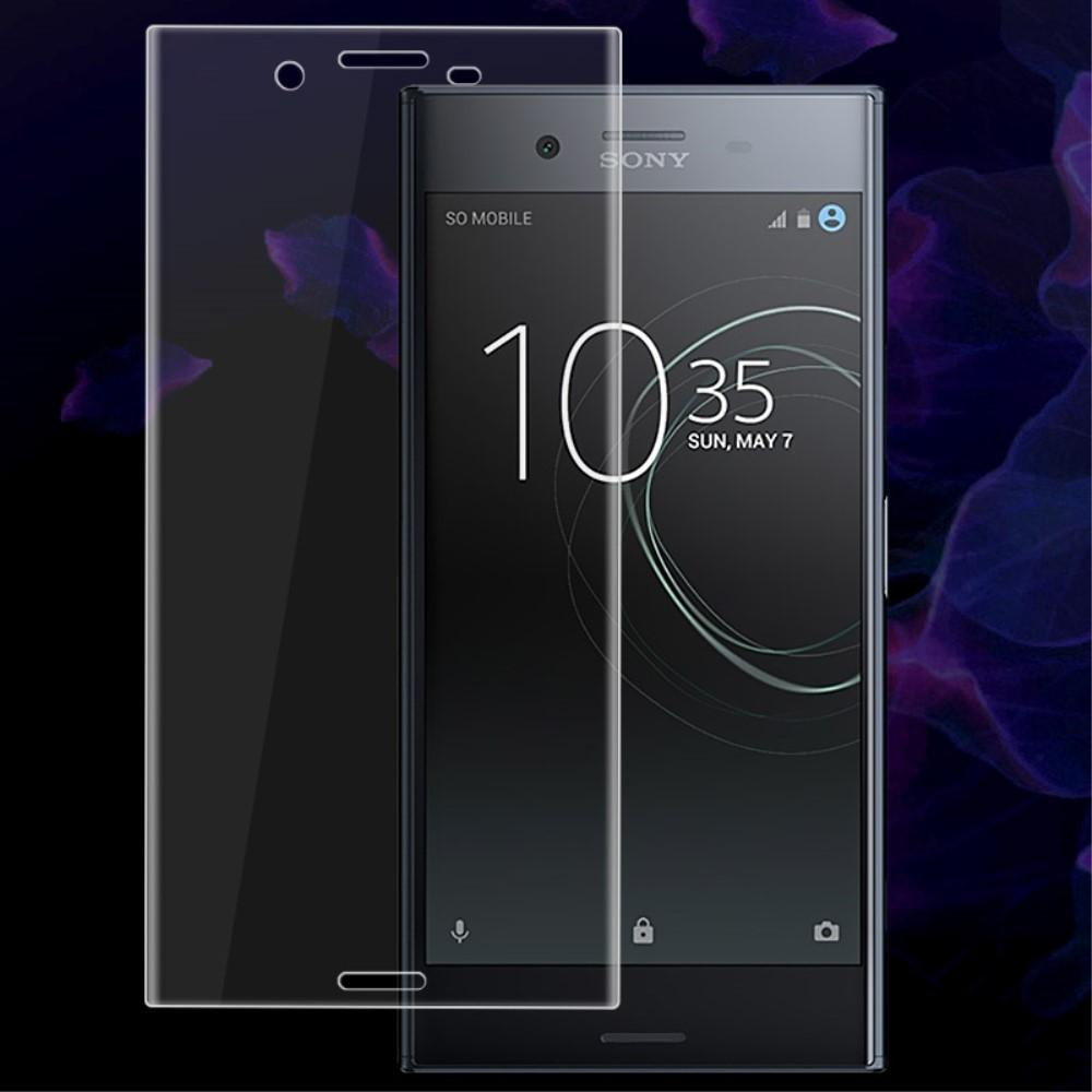 3D Curved Full Size Tempered Glass Xperia XZ Premium