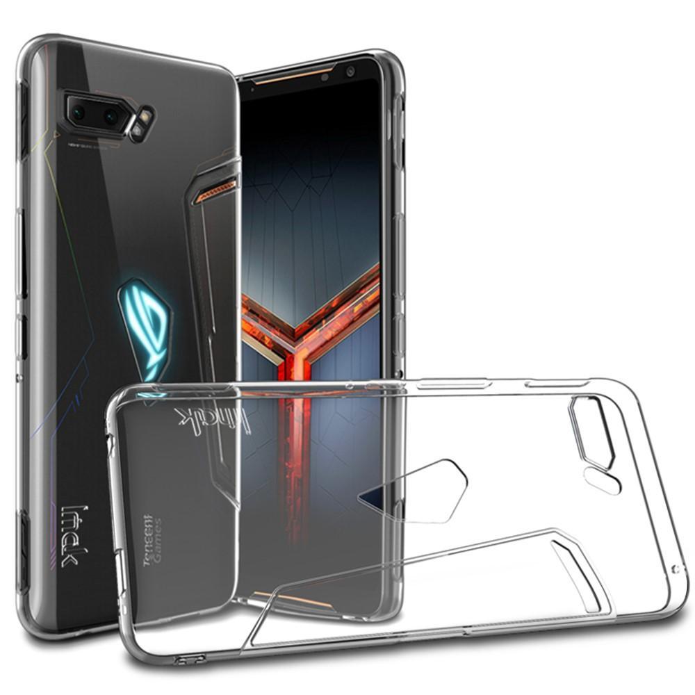 TPU Case Asus ROG Phone II Crystal Clear