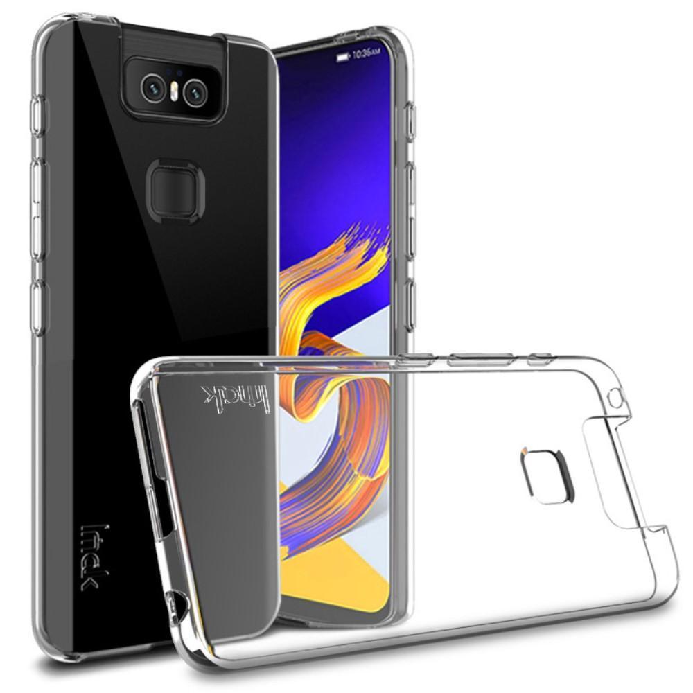TPU Case Asus ZenFone 6 Crystal Clear