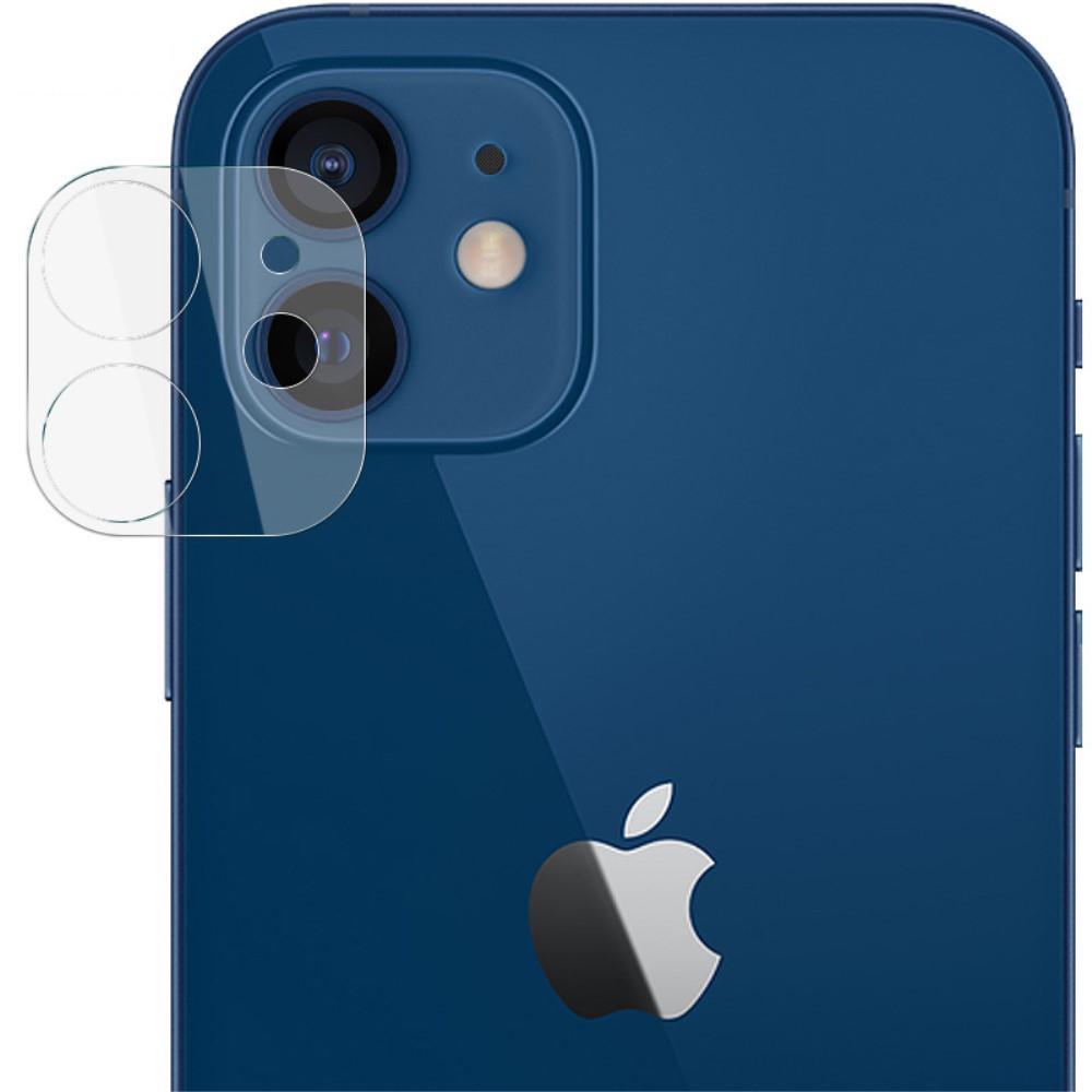 Härdat Glas Linsskydd iPhone 12 Mini