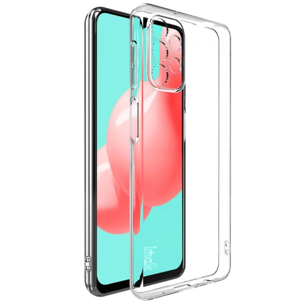 TPU Case Galaxy A32 5G Crystal Clear