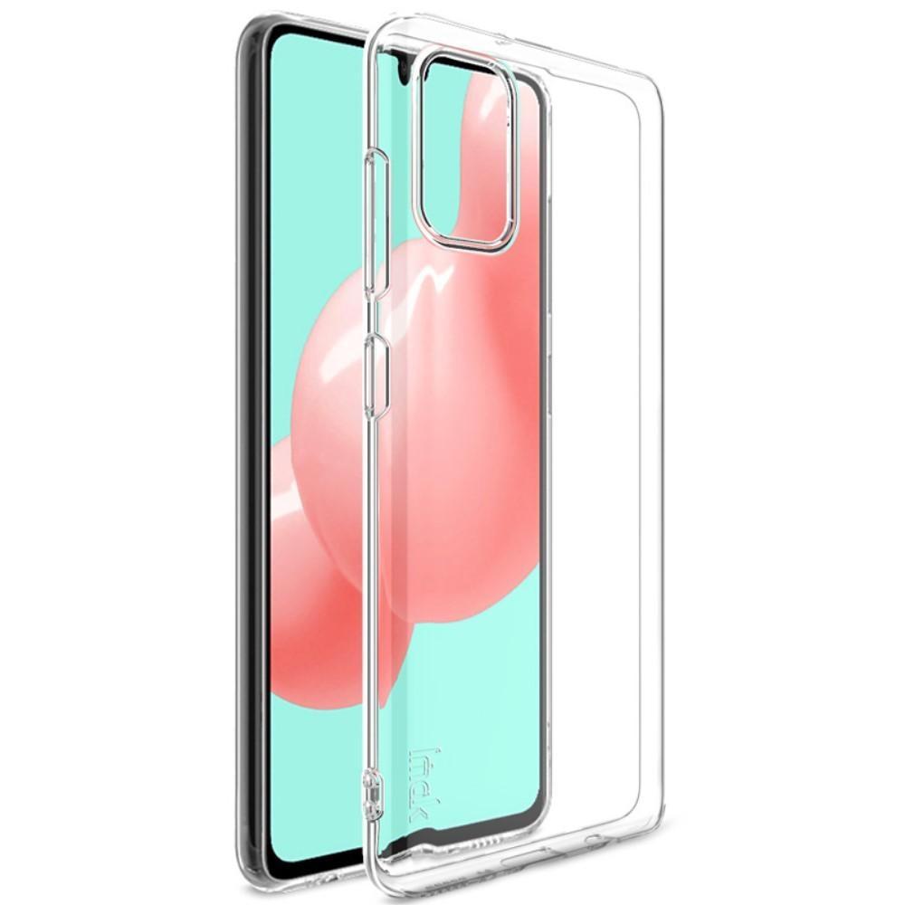 TPU Case Galaxy A41 Crystal Clear