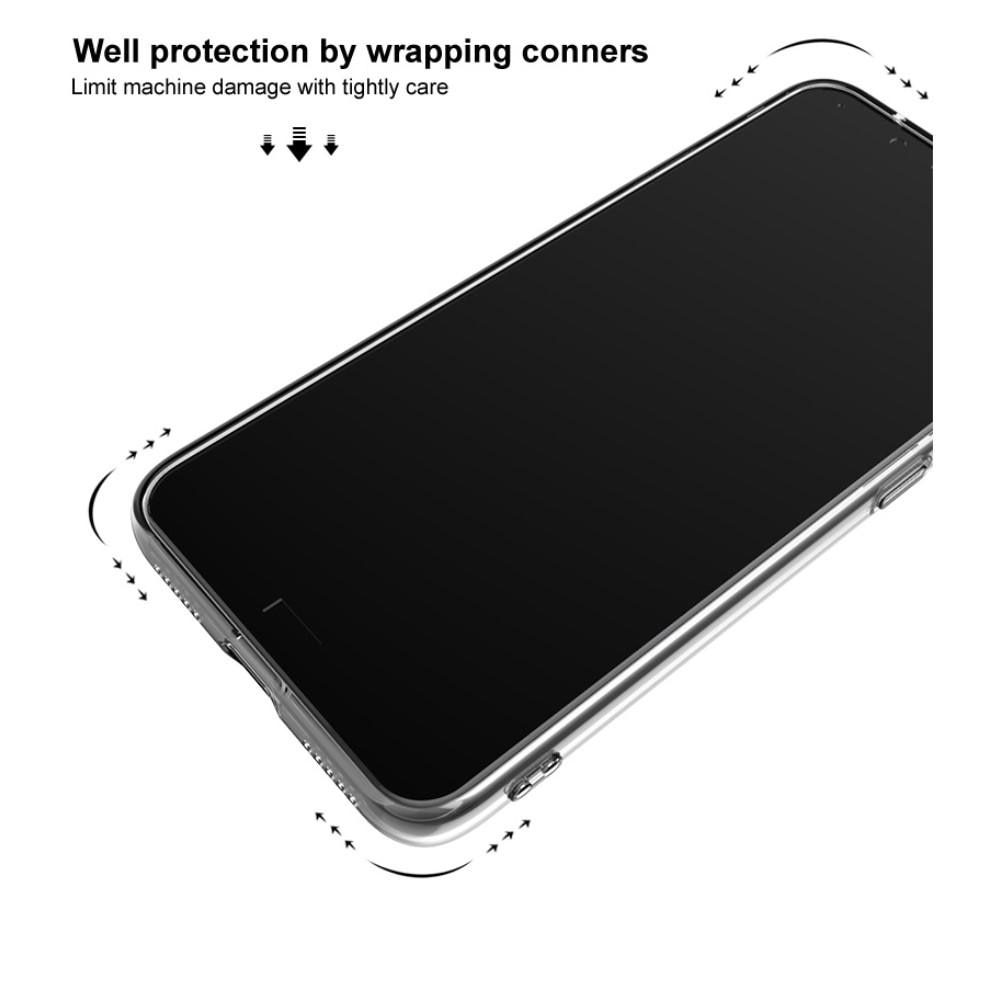 TPU Case Motorola Edge Plus Crystal Clear