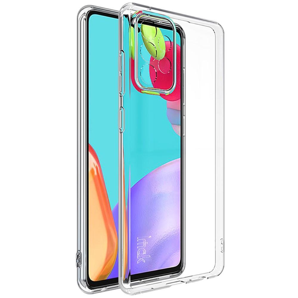 TPU Case Samsung Galaxy A72 5G Crystal Clear