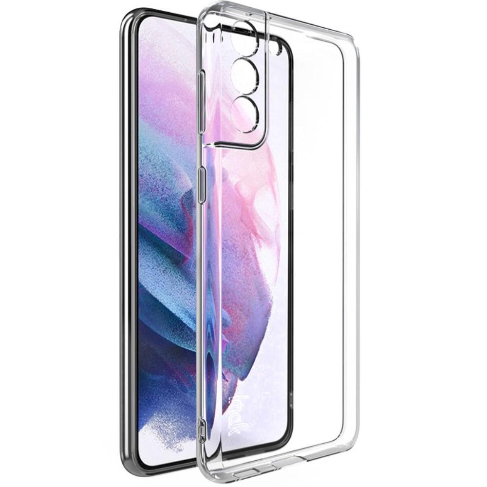 TPU Case Samsung Galaxy S21 Plus Crystal Clear
