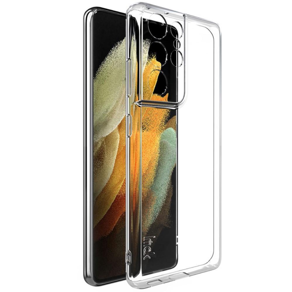 TPU Case Samsung Galaxy S21 Ultra Crystal Clear