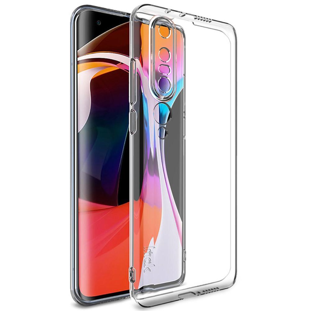 TPU Case Xiaomi Mi 10 Pro Crystal Clear