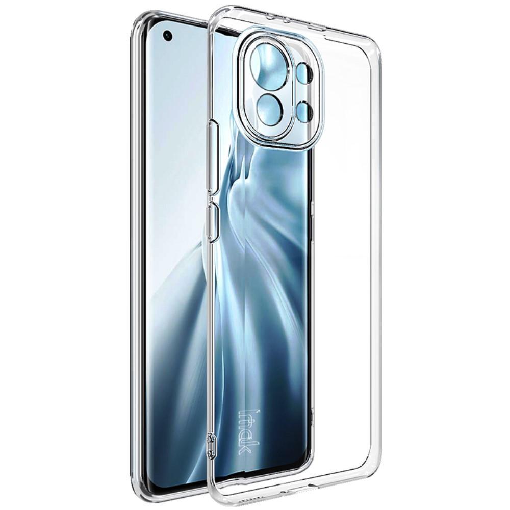 TPU Case Xiaomi Mi 11 Crystal Clear