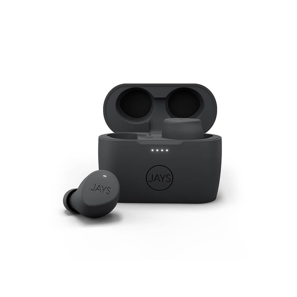 m-Five True Wireless Grey