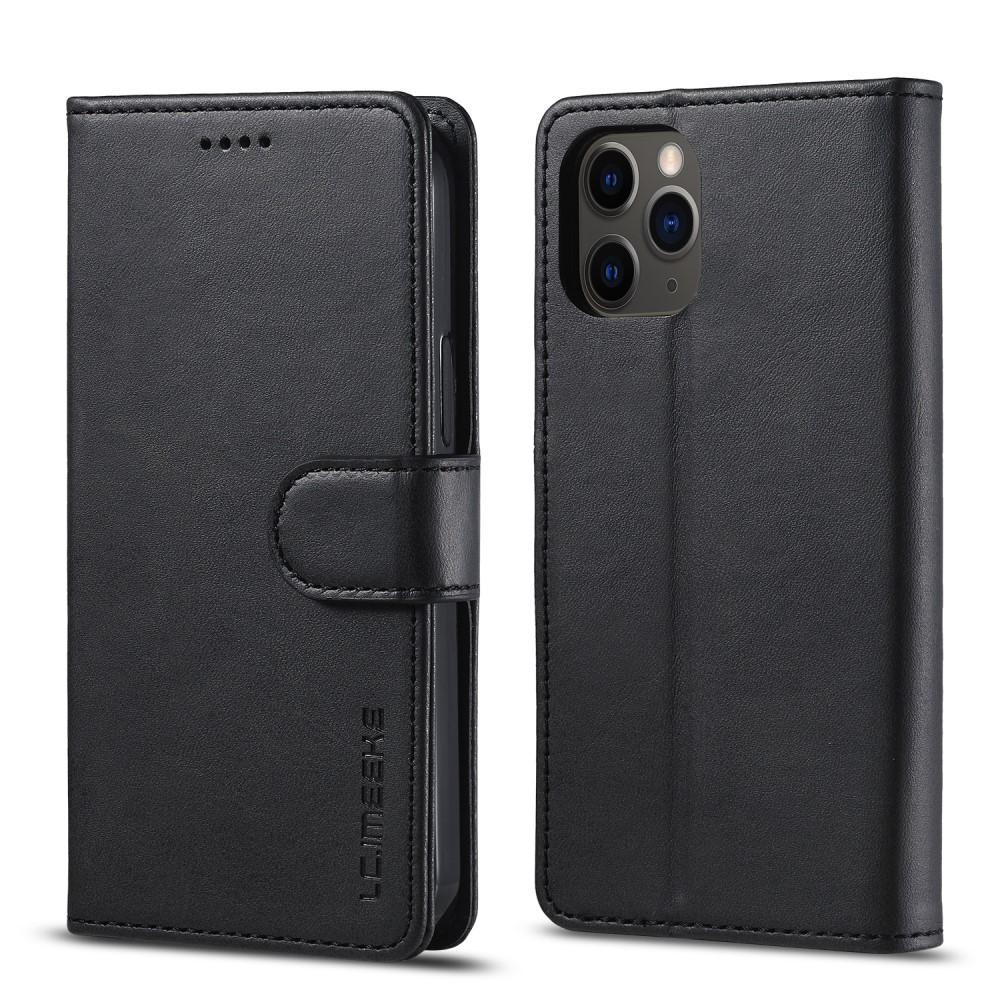 Plånboksfodral iPhone 12/12 Pro svart