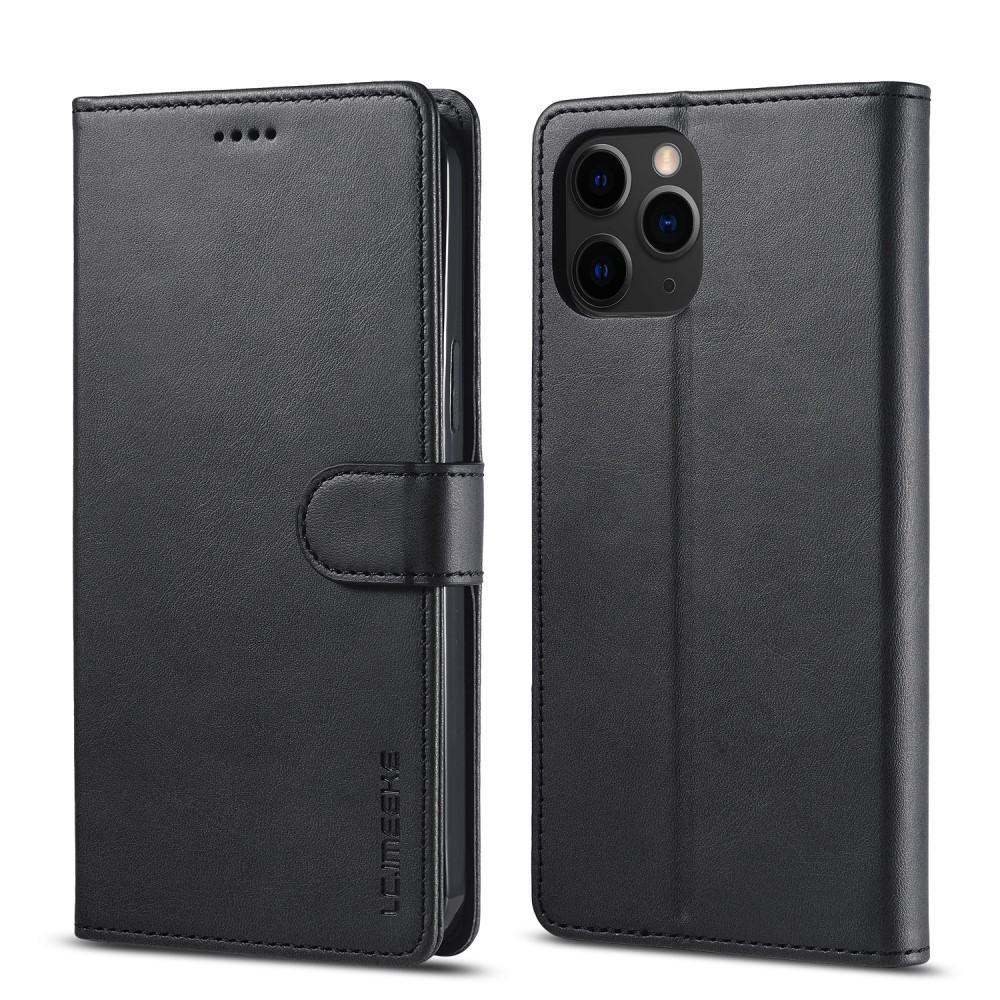 Plånboksfodral iPhone 12 Mini svart