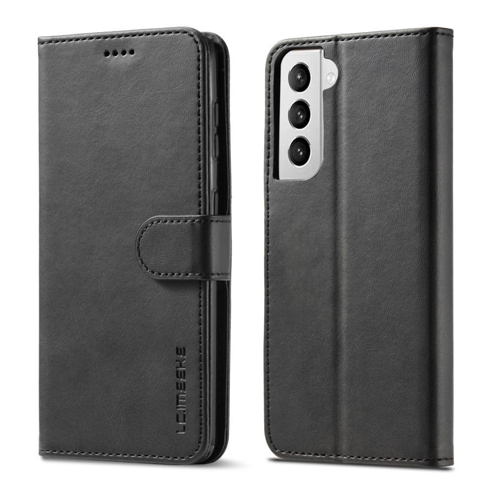 Plånboksfodral Samsung Galaxy S21 Plus svart