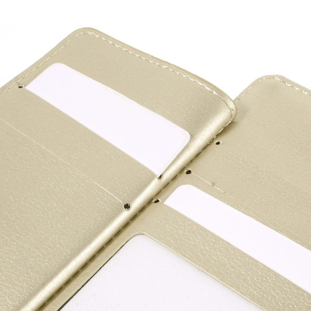 Rich Diary Case Apple iPhone 7/8/SE 2020 guld