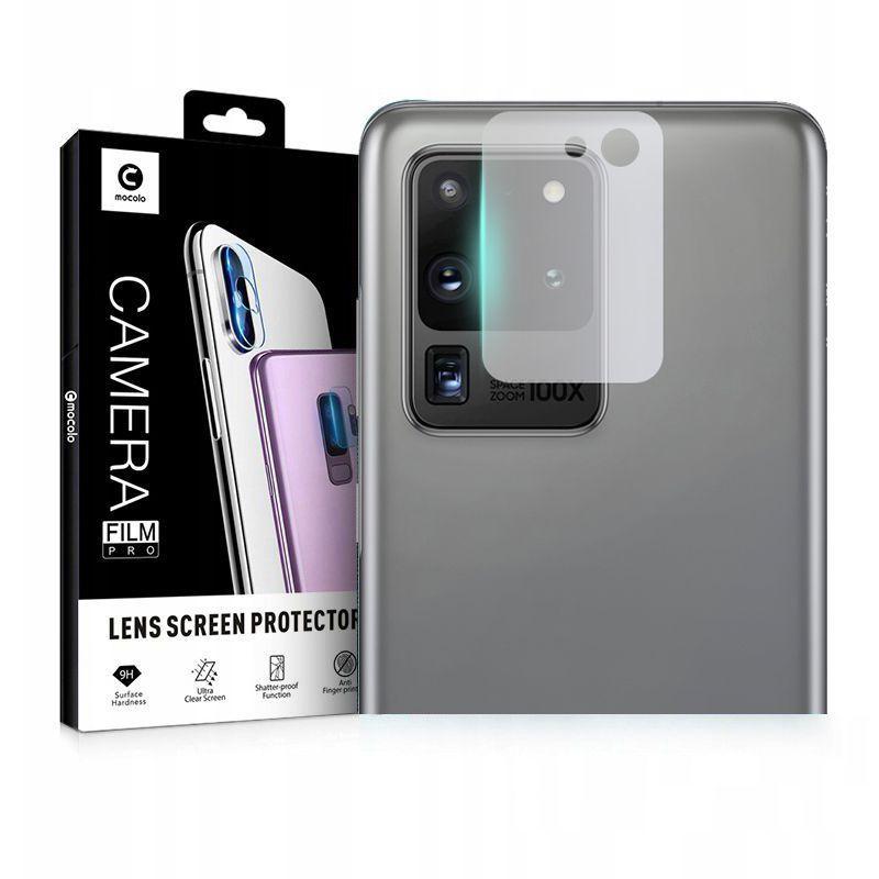 0.2mm Härdat Glas Linsskydd Galaxy S20 Ultra