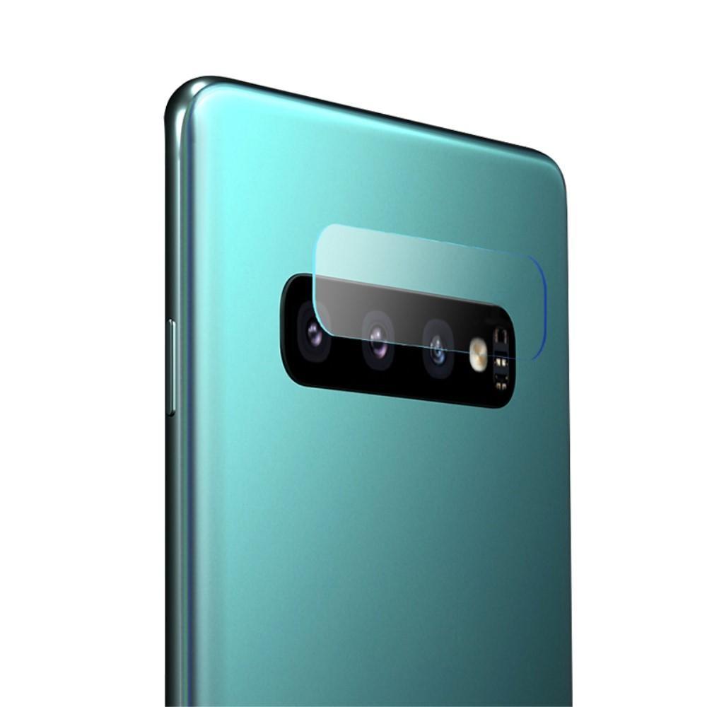 0.2mm Härdat Glas Linsskydd Galaxy S10