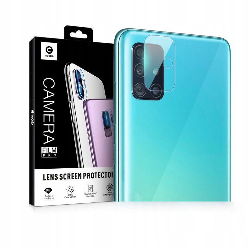 0.2mm Härdat Glas Linsskydd Samsung Galaxy A71