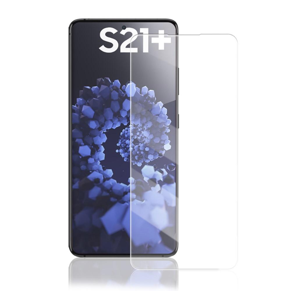 UV Tempered Glass Samsung Galaxy S21 Plus Clear