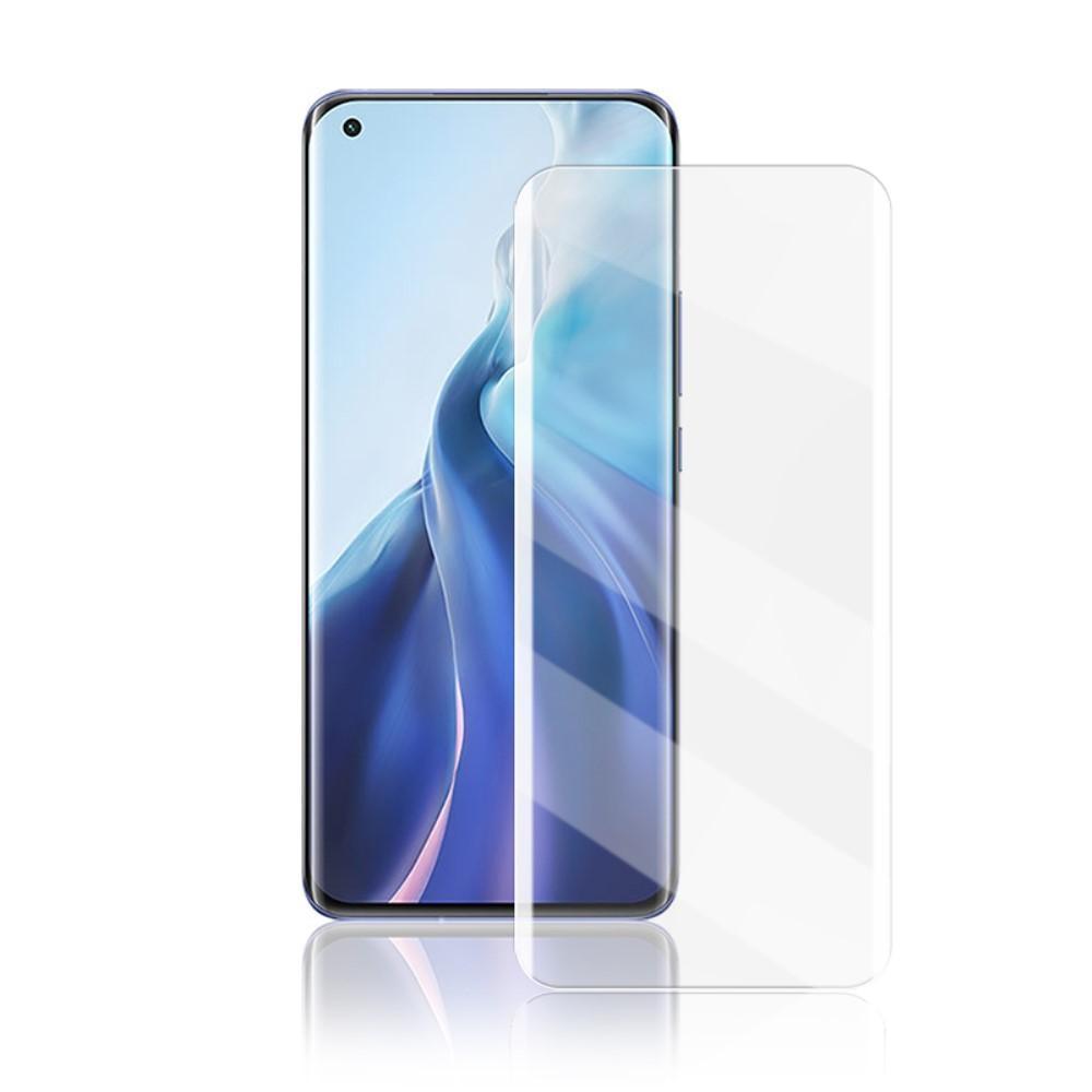 UV Tempered Glass Xiaomi Mi 11/ Mi 11 Ultra Clear