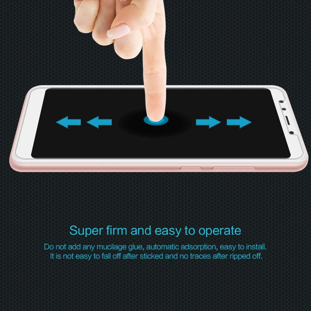Amazing H Härdat Glas Skärmskydd Xiaomi Redmi 5 Plus