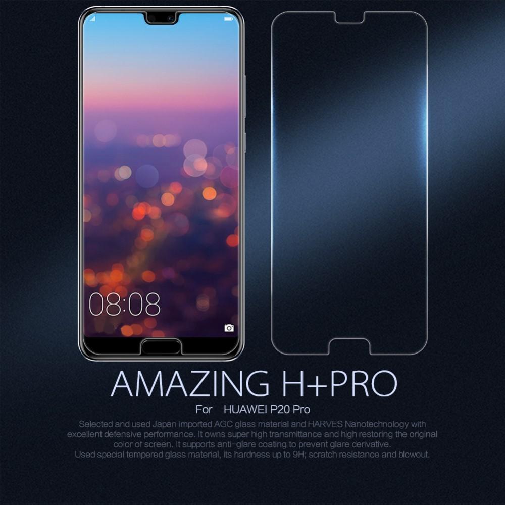 Amazing H+PRO Härdat Glas Skydd Huawei P20 Pro