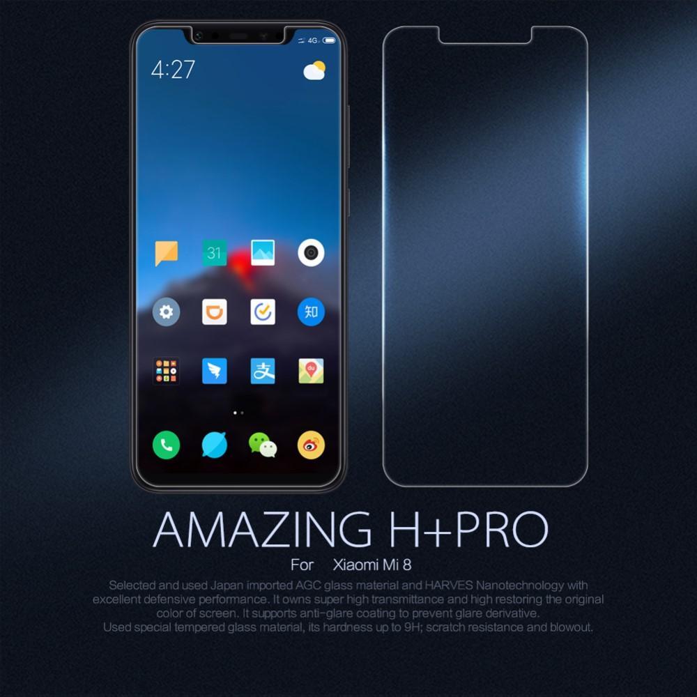 Amazing H+PRO Härdat Glas Skydd Xiaomi Mi 8